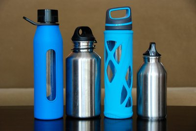 Water Bottles with Filters